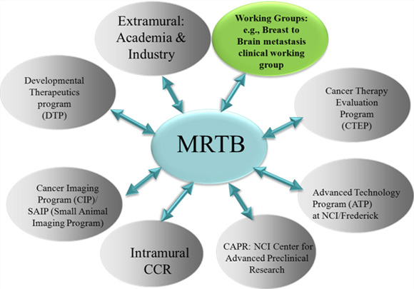 Chart illustrating the goals of the MRTB