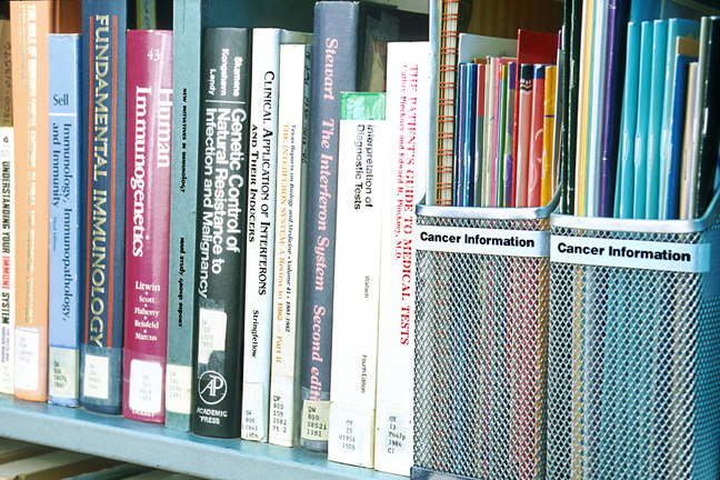 Photo of books and publications